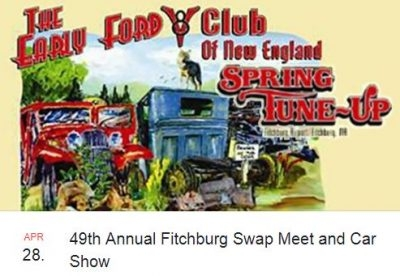 49th Annual Fitchburg Swap Meet and Car Show